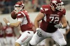 Arkansas' Tyler Wilson has made Razorbacks fans forget the departure of Ryan Mallett this season.