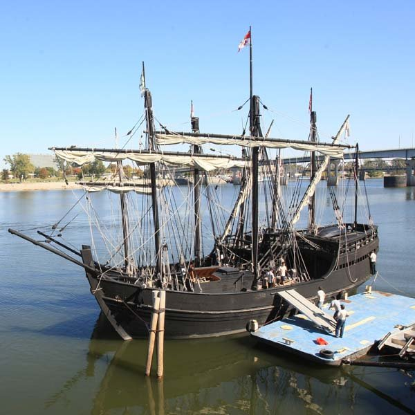 Nina And Pinta Ship Tour