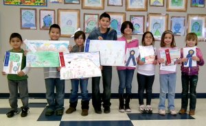 Decatur students who placed in the Benton County Conservation District 2011 Conservation Poster Contest were: Anderson Delgado, Kevin Sanchez, Nancy Benitez, Cesar Flores, Dora Hernandez, Jackie Mendoza, Maria Struthers and Marlee Kinder. Christopher Fenner also placed but is not pictured.