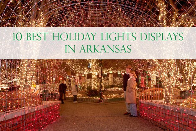 Top 10 Christmas Light Displays
