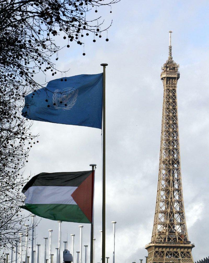 Palestinians join UNESCO office
