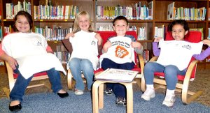 """Glenn Duffy Elementary """"Pawsitive"""" and Wise Students (PAWS) for the month of December"""