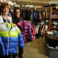 The Springdale Rotary Club donated many coats, shoes, food and cash to the Springdale School Distric...
