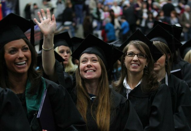 Gallery: University of Central Arkansas Winter Commencement