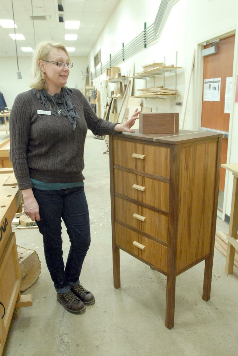 Classes In Woodworking On Hand For Eager Beavers