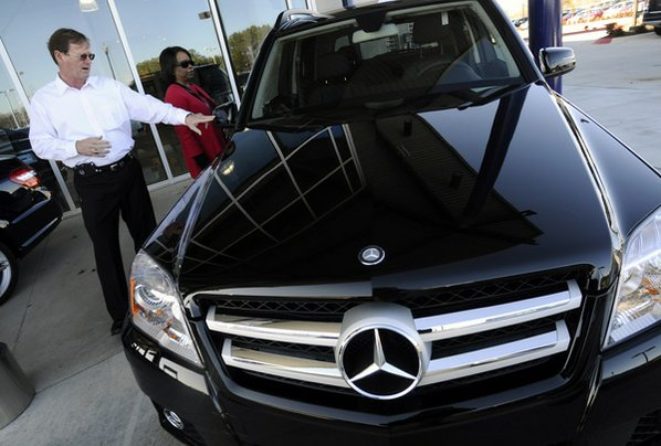 East Fayetteville Auto Sales >> CONSUMER CONFIDENCE New Car Sales Turning Around | NWADG