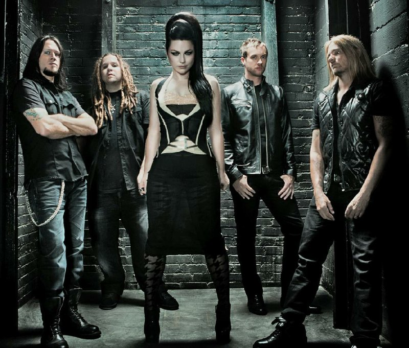cd evanescence 2012