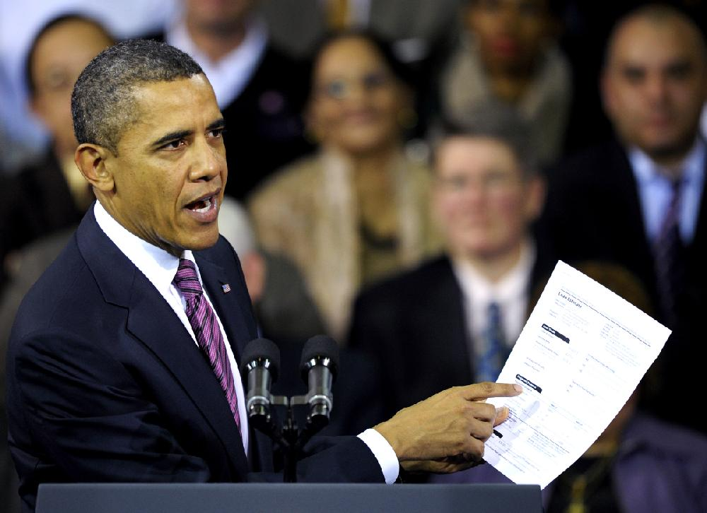 Obama Lays Out Mortgage Plan