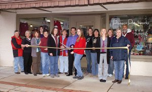 Pioneer Patchworks Ribbon Cutting