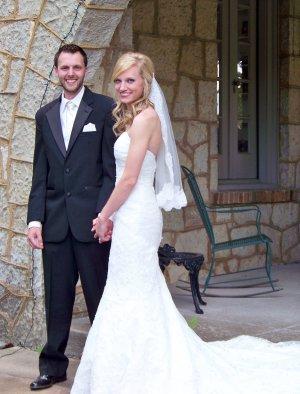 Blake Davidson and Kristen Hook