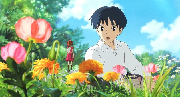 the-tiny-borrower-arrietty-voice-of-bridgit-mendler-is-discovered-by-shawn-voice-of-david-henrie-in-the-studio-ghibli-anime-film-the-secret-world-of-arrietty