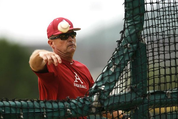Arkansas Democrat-Gazette/RYAN MCGEENEY 