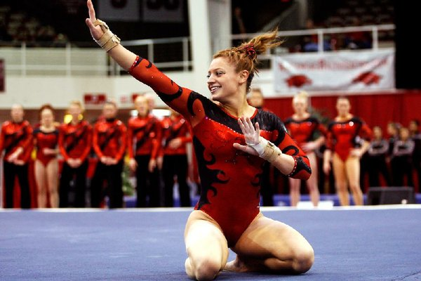 Arkansas Democrat-Gazette/JASON IVESTER --01/14/11--