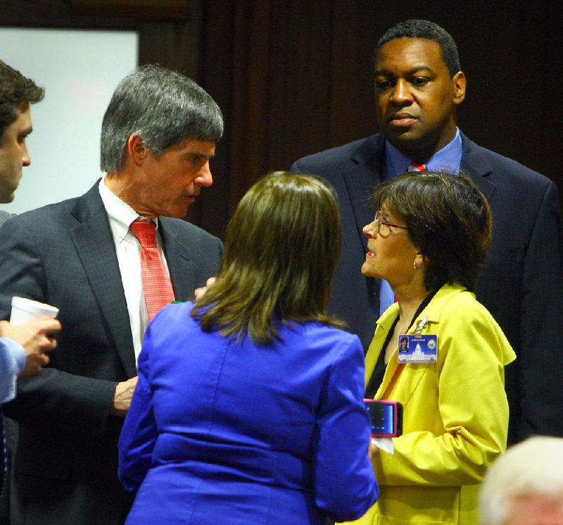 Budget Awaits Capping Vote