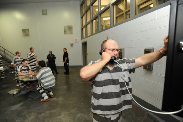 Jail Adds New Equipment Nwadg