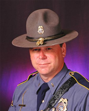 Lieutenant Lance King, 44, of 