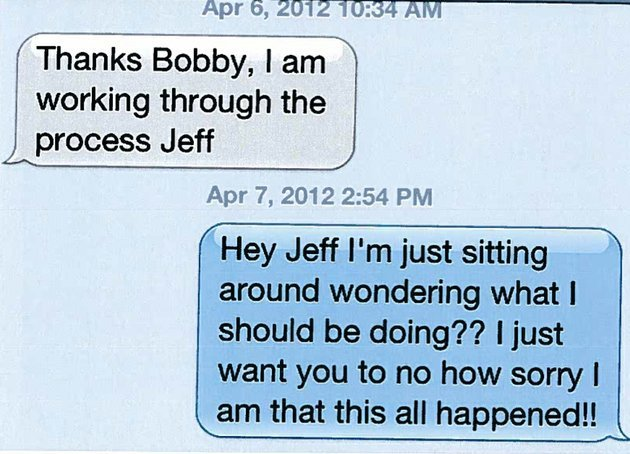 text-message-dialogue-between-ua-athletics-director-jeff-long-and-former-football-coach-bobby-petrino-on-april-6