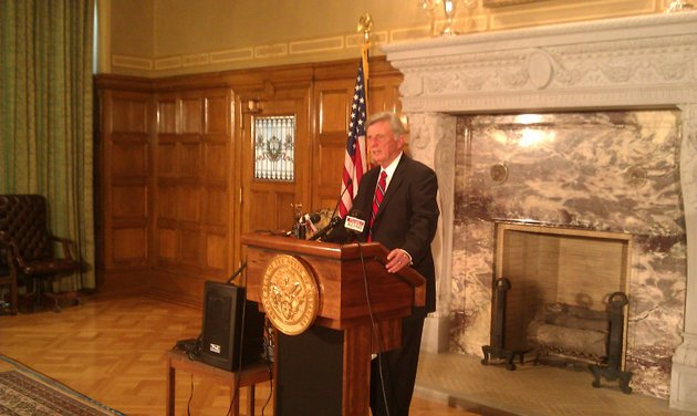 arkansas-governor-mike-beebe-spoke-with-the-media-about-his-12-day-trip-to-china-on-wednesday-afternoon-at-the-state-capital