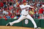 Arkansas pitcher DJ Baxendale is projected to start Thursday's game against Auburn, giving Ryne Stanek extra recuperation time for a stiff back.