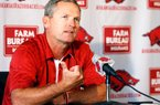Arkansas Coach Dave Van Horn has already turned his attention to the 2013 season, when the SEC expands to 14 teams with the addition of Missouri and Texas A&M.