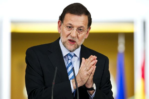 Spain's leader puts spin on bank rescue | NWADG