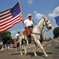 The Rodeo of the Ozarks wraps up Saturday with a parade at 10 a.m. from Parsons Stadium west on Emma...