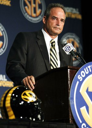 Missouri Coach Gary Pinkel has led the Tigers to six consecutive seasons with at least eight victories in his 11 seasons, but the 12th season begins with a move to the SEC.