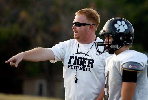 Photo by Jason Ivester—                                                                                        9. Doug Loughridge, Charleston - Loughridge has led the tradition-rich Tigers to a pair of Class 3A state championships since he was hired in 2007, including one last season. Charleston is 59-6 under his guidance with four conference championships won.