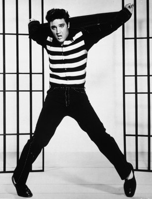 "Photo by Anonymous—                                                                                        No. 2: ""Jailhouse Rock""