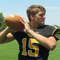 Cooper Winters, a Prairie Grove senior quarterback, put up solid numbers last season for the Tigers....