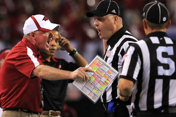 Arkansas Democrat-Gazette/BENJAMIN KRAIN --1/6/12--