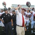 Jack Crowe, 65, will begin his 13th season as Jacksonville State's coach on Saturday night when the ...
