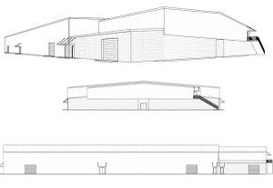 Preliminary Drawings of Multi-Purpose Facility
