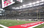 Arkansas and Texas A&M will resume playing their game each year at Cowboys Stadium in Arlington, Texas, in 2014. The teams will play at campus sites the next two years.