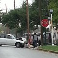 Police redirected traffic on North Street on Friday morning following a wreck. No one was injured in...