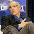 FILE - This Feb. 5, 2011 file photo shows Steve Sabol during an interview in Dallas. NFL Films Presi...