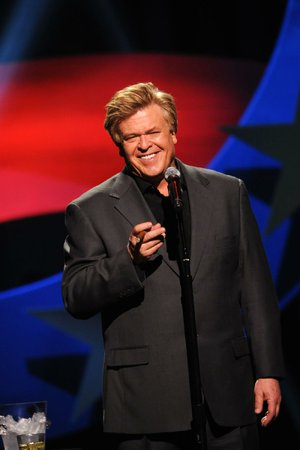 Comedian Ron White takes the stage tonight at Little Rock's Robinson Center Music Hall.