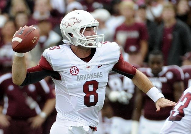 arkansas-quarterback-tyler-wilson-prepares-to-pass-during-the-first-half-of-an-ncaa-college-football-game-against-the-texas-am-saturday-sept-29-2012-in-college-station-texas