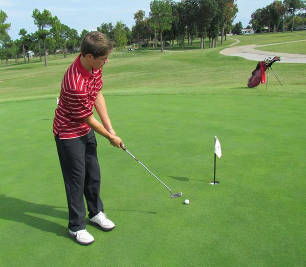 Matt McDonald, Springdale High golfer, ...