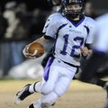 Mayflower's Adam Dycus completed 28 of 45 passes for a schoolrecord 601 yards and 6 touchdowns in a ...