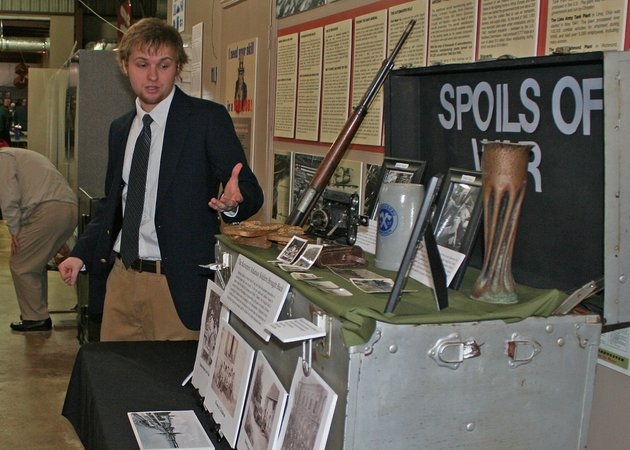 grant-smith-a-senior-at-williams-baptist-college-spent-his-summer-working-with-the-wings-of-honor-museum-in-walnut-ridge
