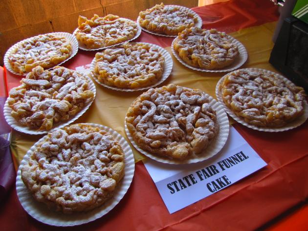 Arkansas state fair kicks off today for Arkansas cuisine