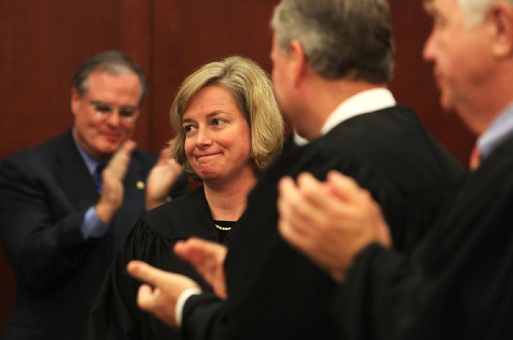 US District Court Judge Kristine Baker