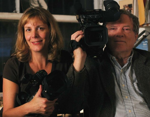 documentarian-da-pennebaker-shown-here-with-his-wife-and-filmmaking-partner-chris-hegedus-has-been-making-cinema-verite-films-for-nearly-60-years