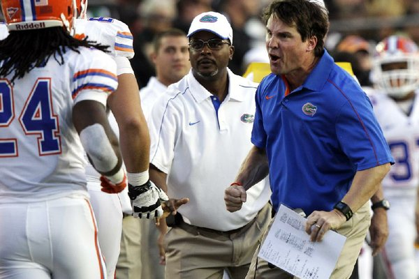 Florida Coach Will Muschamp has made believers out of doubters thanks to the Gators' 7-0 record and No. 2 BCS ranking.