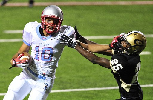 Southside receiver Isaac Jackson is drawing interest from Arkansas, Auburn, LSU and others.