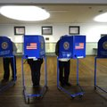 Voters cast their ballots at Bishop Molloy Recreational Center on Tuesday, Nov. 6, 2012, in Point Lo...