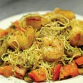 The cappellini trio is one of many traditional Italian dishes available at the new Mary Maestri's in...