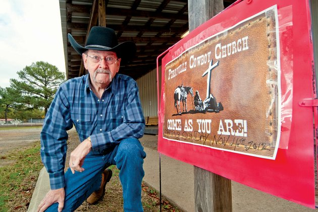 al-wall-73-was-a-baptist-preacher-for-47-years-before-he-was-asked-to-help-start-the-perryville-cowboy-church-the-church-meets-each-sunday-at-the-perry-county-fairgrounds-and-offers-a-more-relaxed-atmosphere-with-the-intention-of-drawing-those-who-may-not-be-attending-church-elsewhere