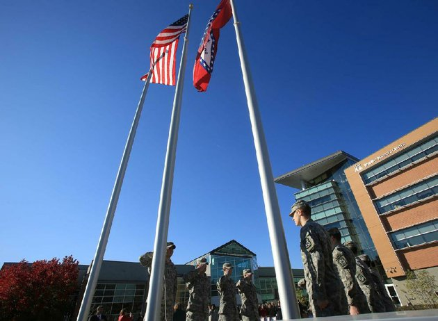 UALRveteransday03